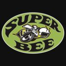 Super Bee Logo by KlassicKarTeez