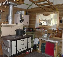 Old Fashioned Kitchen by MaeBelle