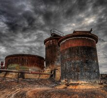 The Three Tanks by Rod Wilkinson