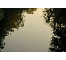 Late Summer, Late Evening... Photographic Print