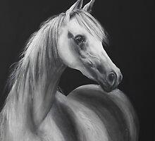 White Horse by Sam Sosnowski