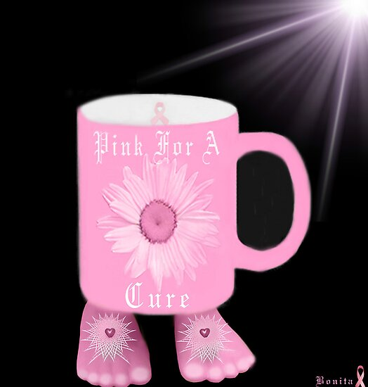 ¯`'·.¸(♥)¸.·'´¯ Pink Mug For The Cause~ Breast Cancer Awareness¯`'·.¸(♥)¸.·'´¯ by ✿✿ Bonita ✿✿ ђєℓℓσ