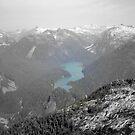Mountain Landscape 22 Canada  by Darren Bailey LRPS