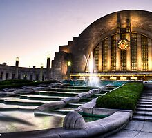 Union Terminal, Cincinnati Ohio by DESY photowerks