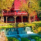 Hodgson Mill, Gainesville Missouri by Victoria Mings