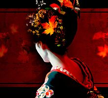 Autumn Geisha by Aimee Stewart