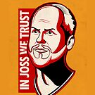 In Joss We Trust | iPhone Case by Tom Trager