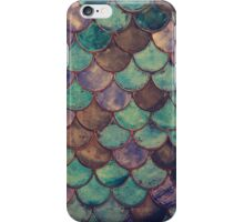 mermaid in my pocket iPhone Case/Skin