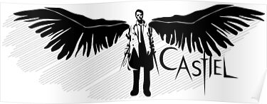 Castiel by Mad42Sam