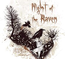 Night Of The Raven by KimberlyMarie
