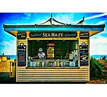 Sea Haze Photographic Print