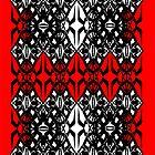 Tech pattern by Cranemann
