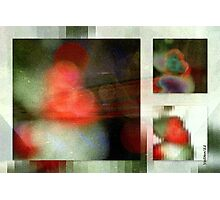 Confined uncontrolled energy Photographic Print