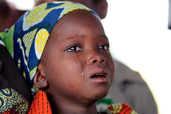 Grace weeps by joshuatree2