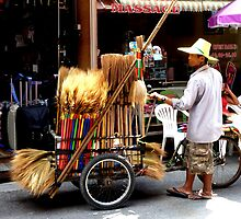 The Street Sweeper by Di-Trying