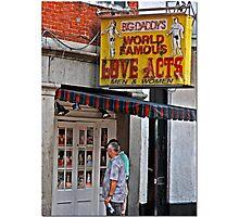 Sex Ed. Photographic Print