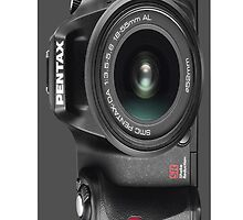 Pentax iphone by David Geoffrey Gosling (Dave Gosling)