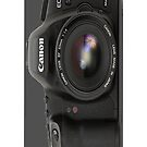 Canon iphone by David Geoffrey Gosling (Dave Gosling)