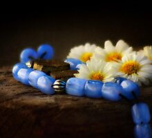 Blue Memento by Dragos Dumitrascu