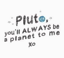 A Love Letter To Pluto by BenClark