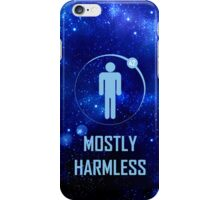 Mostly Harmless iPhone Case/Skin