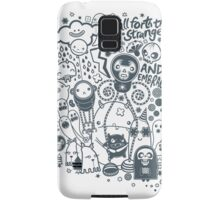Call forth the strange and embrace Samsung Galaxy Case/Skin