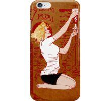 True Blood Nouveau red iPhone Case/Skin