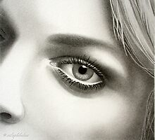 Woman Eyes by Michele Filoscia