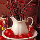 Christmas still life by Garry Gay