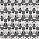 Droidtrooper Pattern by Malc Foy