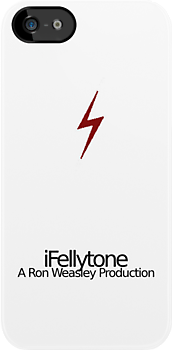 iFellytone (ALSO IN BLACK) by loveaj