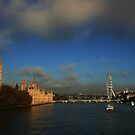 Thames view by emajgen