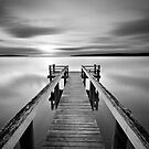 St Helens morning by Victor Pugatschew