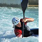 White Water iPhone Case - II by Lea Valley Photographic