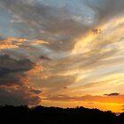 Sunset at Lazydays Campground by Sam Matzen