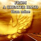 From a Greater Hand than mine  by Shayani Ann  Turko