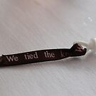 We Tied the Knot by Elspeth  McClanahan