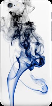Smoke iPhone Case I by Josh Marten