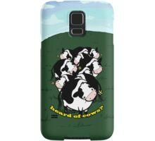 Heard of Cows? Samsung Galaxy Case/Skin