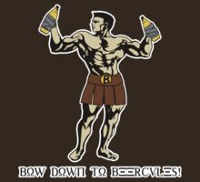 Bow down to Beercules! by ottou812