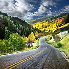 Autumn Drive, Utah by Ryan Houston