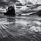 Ruby Beach, Olympic National Park by Chris Rusnak