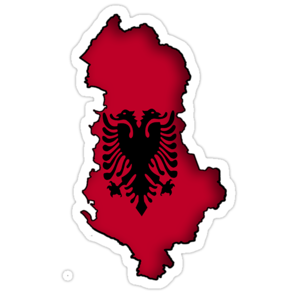 Zammuel's Country Series - Albania (Blank) by Zammuel