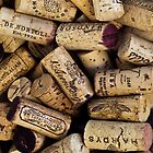 Wine Corks 2 (iP4) by Werner Padarin