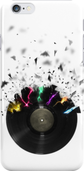 Shattered Vinyl HD - White edition by StreetHulk