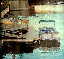 Milwaukee River View © by Dawn M. Becker