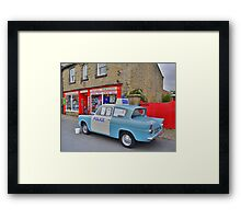Yorkshire: Heartbeat Country Framed Print