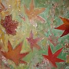 Autumn leaves by olivia-art