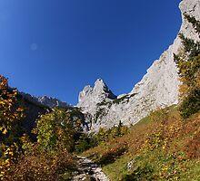 Hiking Zugspitze by SinaStraub