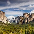 Yosemite Valley by Christian von Schleicher